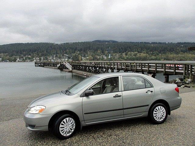 Toyota Corolla 2003 price $3,500
