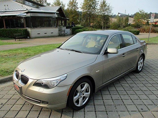 BMW 5-Series 2008 price $10,900