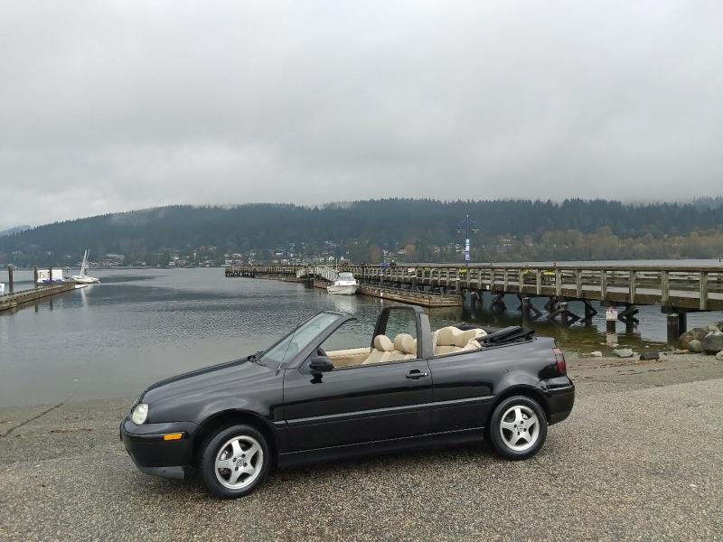 Volkswagen Cabrio/New Cabrio 1999 price $3,500