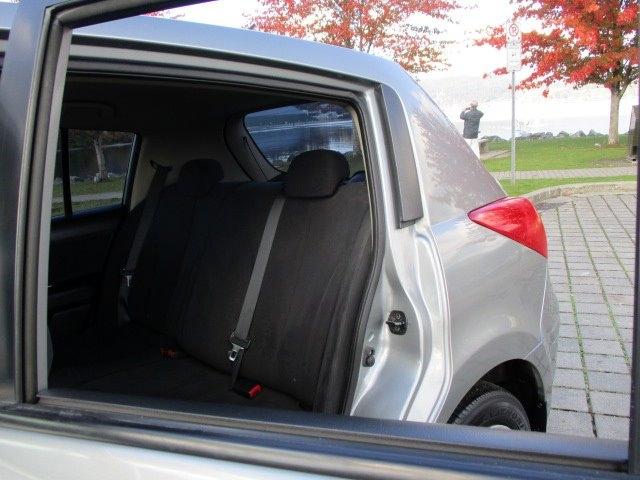 Nissan Versa 2008 price $3,900