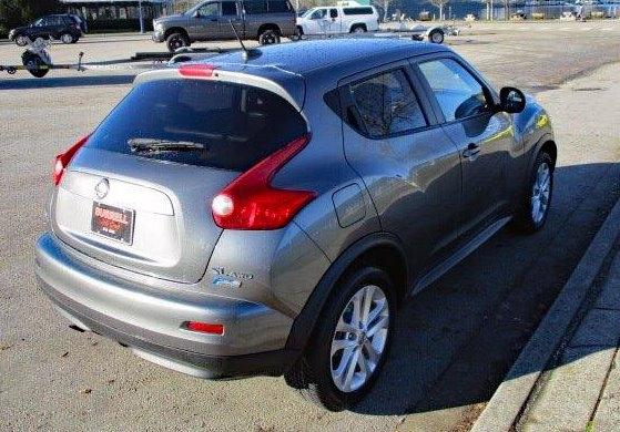 Nissan JUKE 2012 price $9,900