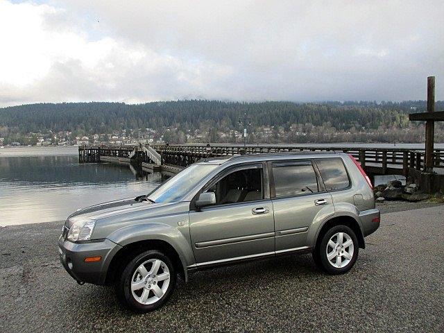 Nissan X-Trail 2006 price $5,900
