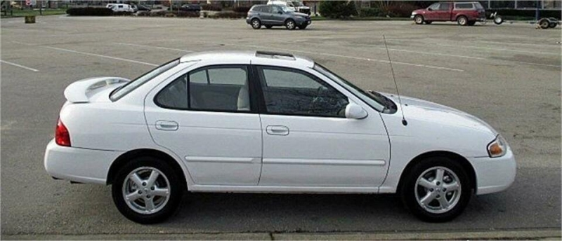 Nissan Sentra 2004 price $2,500