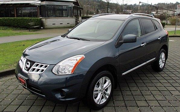 Nissan Rogue 2013 price $9,900
