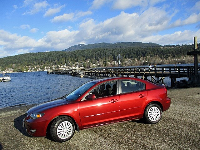 Mazda Mazda3 2006 price $3,500