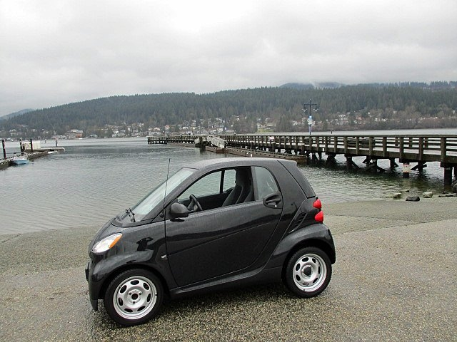 Smart fortwo 2009 price $2,500
