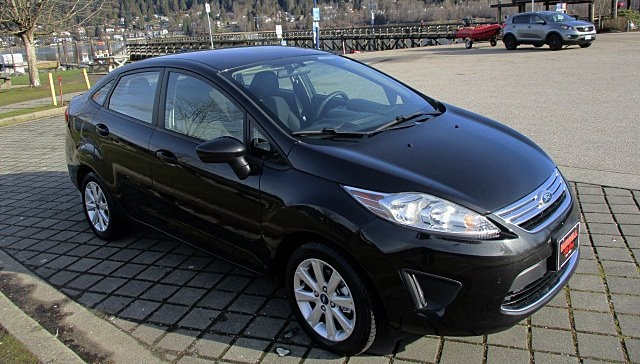 Ford Fiesta 2012 price $5,900