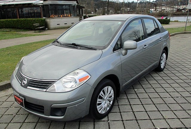 Nissan Versa 2007 price $5,900