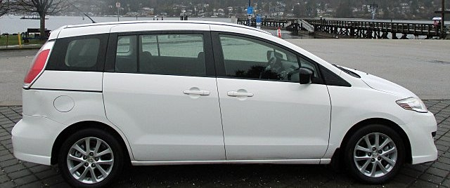 Mazda Mazda5 2010 price $6,900