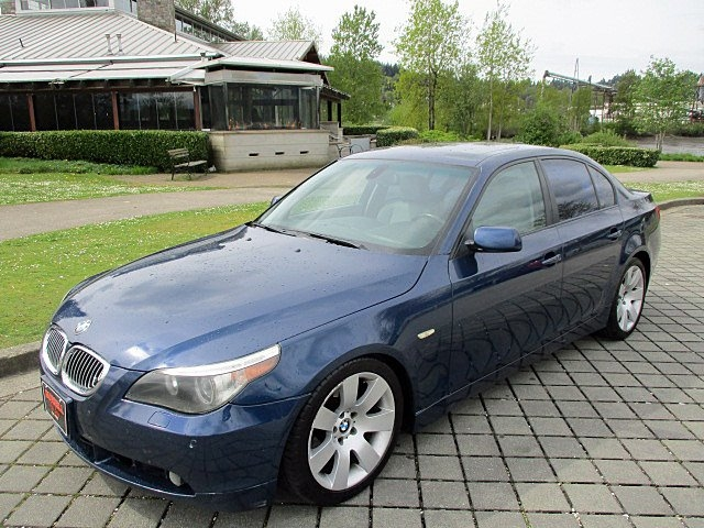 BMW 5-Series 2004 price $4,900