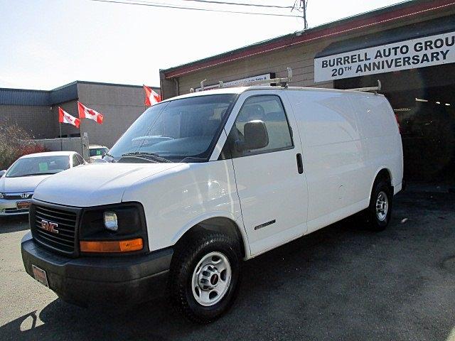 GMC Savana Cargo Van 2006 price $6,900
