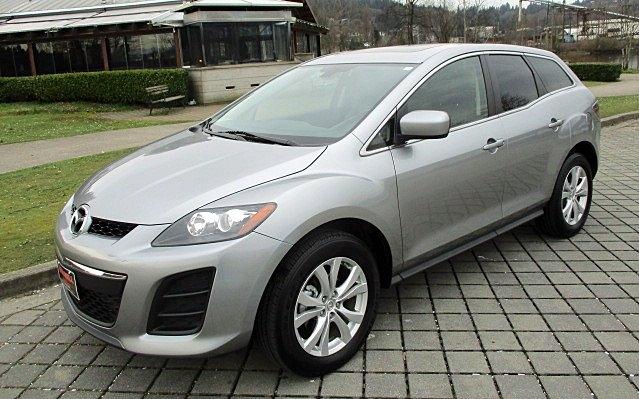Mazda CX-7 2011 price $10,500