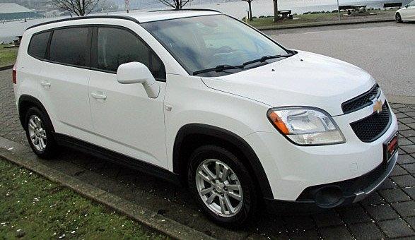 Chevrolet Orlando 2012 price $3,500