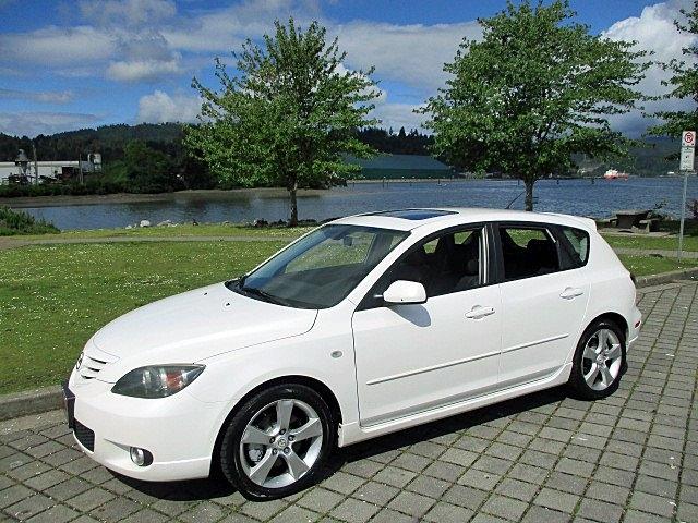 Mazda Mazda3 2006 price $3,900