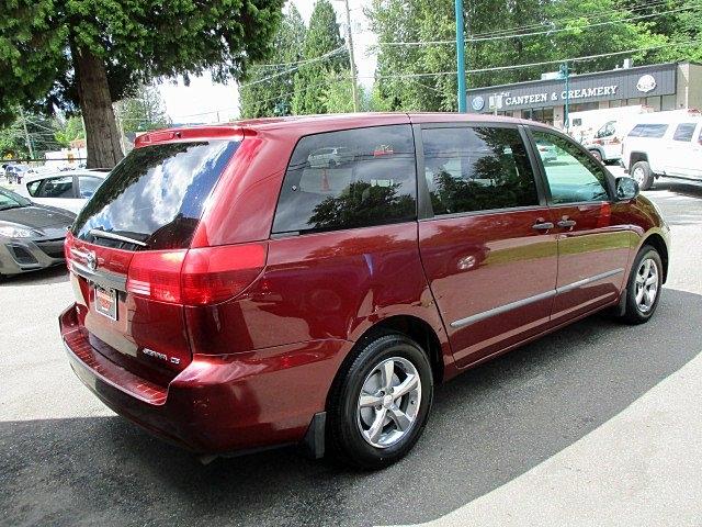 Toyota Sienna 2004 price $3,500