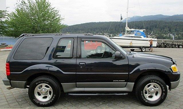 Ford Explorer Sport 2001 price $4,500