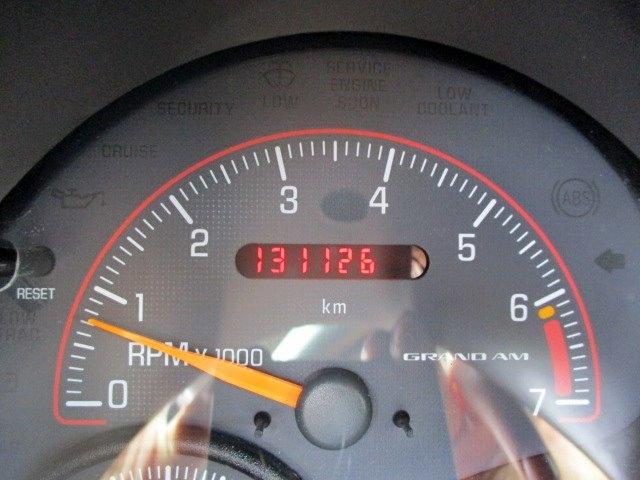 Pontiac Grand Am 2002 price $3,500