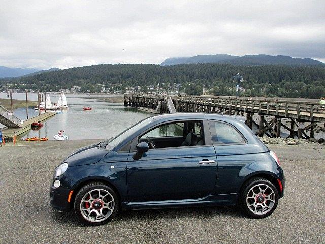 Fiat 500 2013 price $4,900