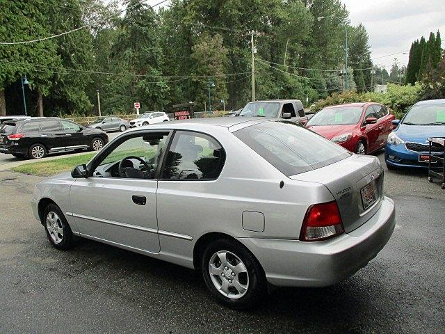 Hyundai Accent 2001 price $2,900