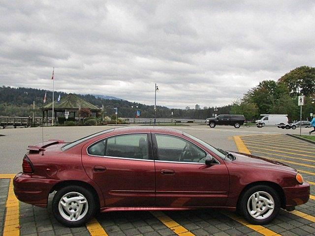 Pontiac Grand Am 2003 price $2,500