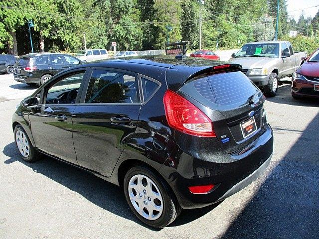 Ford Fiesta 2012 price $5,500