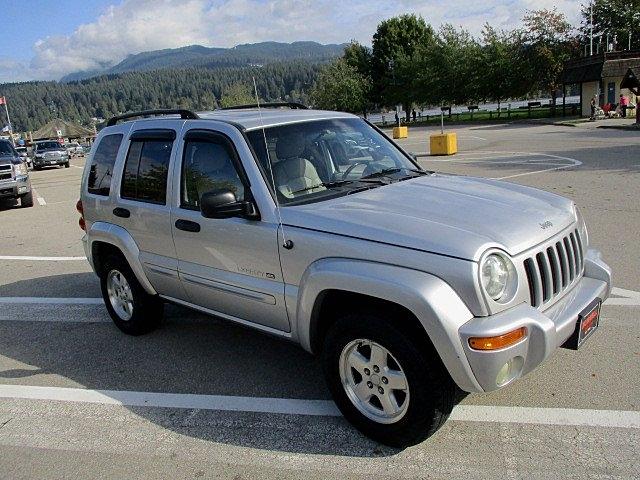Jeep Liberty 2002 price $4,900