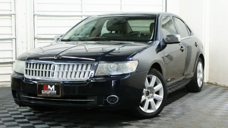 Lincoln MKZ 2008 price Call For Price