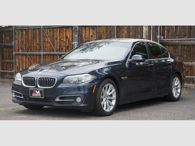 BMW 5-Series 2015 price 22500 + $499(D&H)