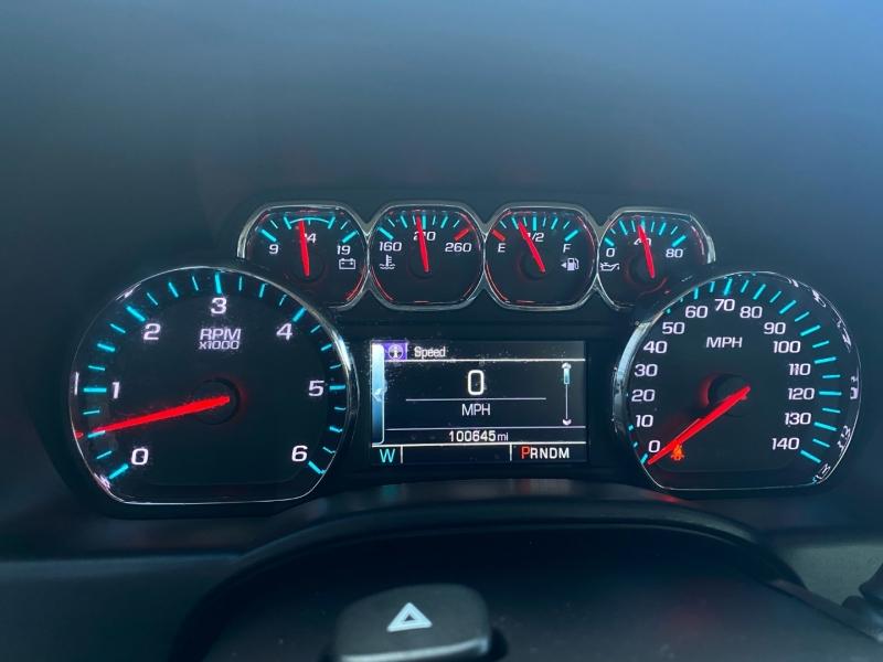 Chevrolet Silverado 1500 2015 price 28880 + $499(D&H)