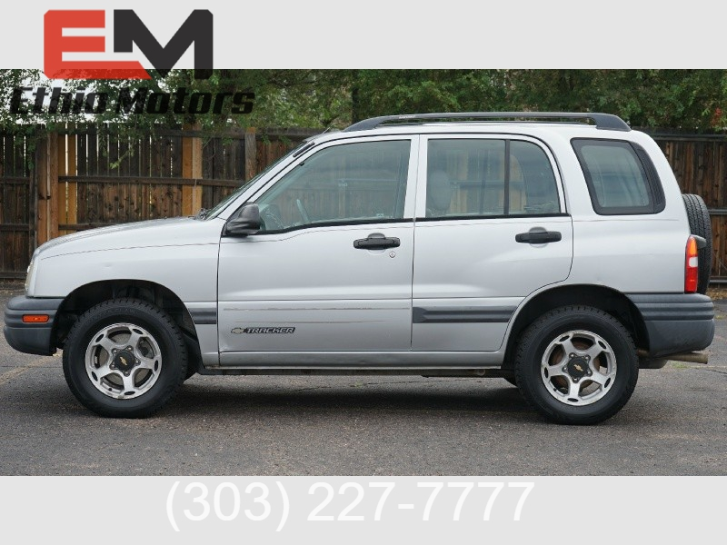 Chevrolet Tracker 2001 price Call For Price