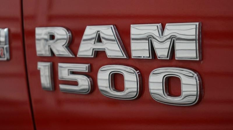 RAM 1500 2017 price 33900 + $499(D&H)
