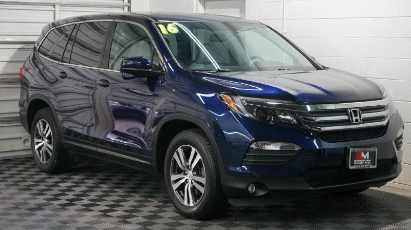Honda Pilot 2016 price 28800 + $499(D&H)