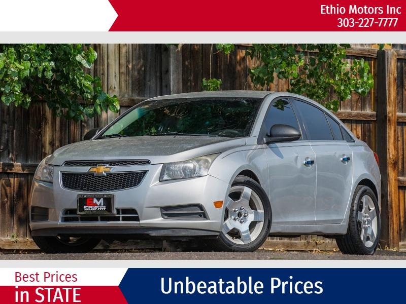 Chevrolet Cruze 2012 price 9500+$499(D&H)