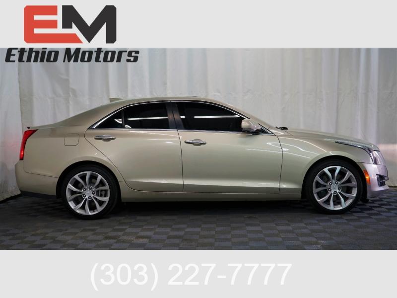 Cadillac ATS Sedan 2015 price 22880 + $499(D&H)