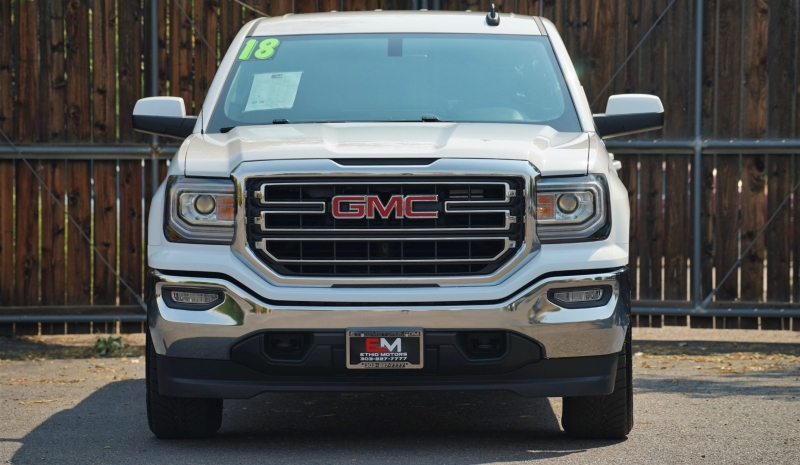 GMC Sierra 1500 2018 price 33880 + $499(D&H)
