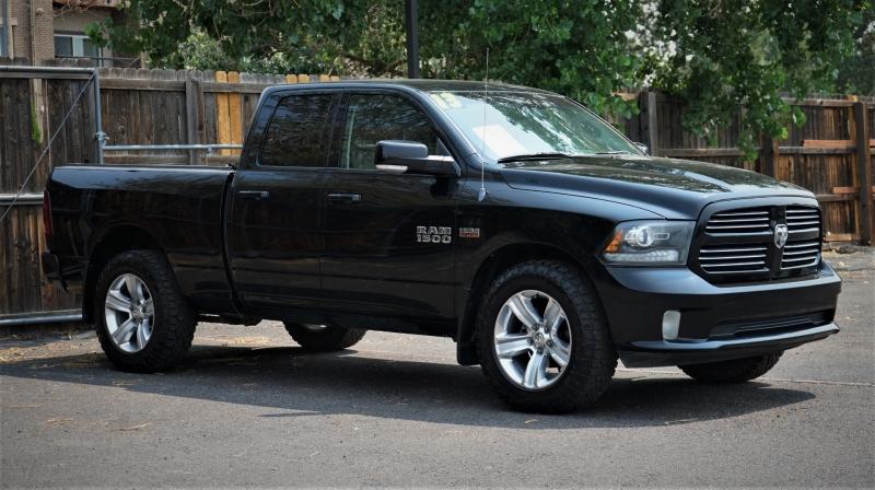 RAM 1500 2013 price 24900 + $499(D&H)