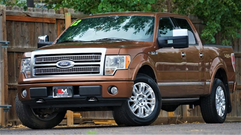 Ford F-150 2012 price 24500 + $499(D&H)