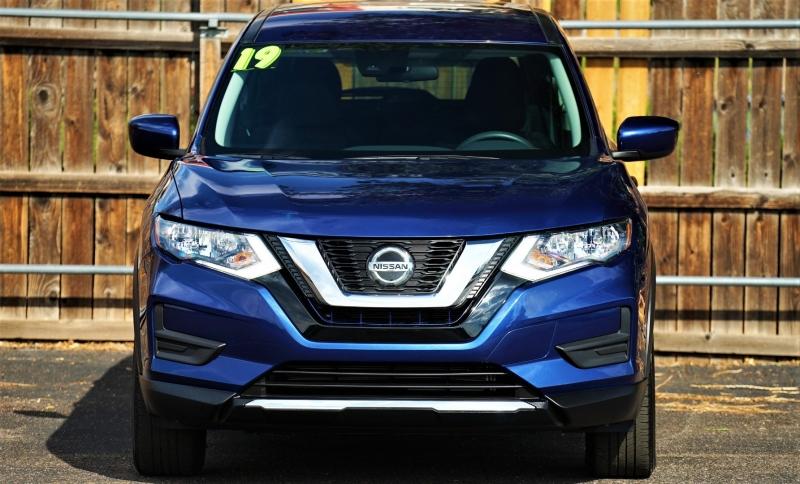 Nissan Rogue 2019 price 19880 + $499(D&H)