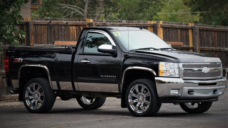 Chevrolet Silverado 1500 2012 price 25980 + $499(D&H)