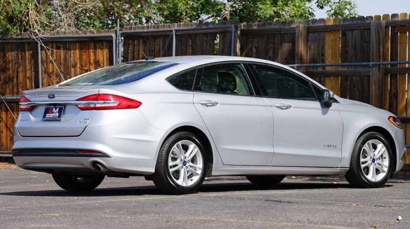 Ford Fusion Hybrid 2018 price 18500 + $499(D&H)