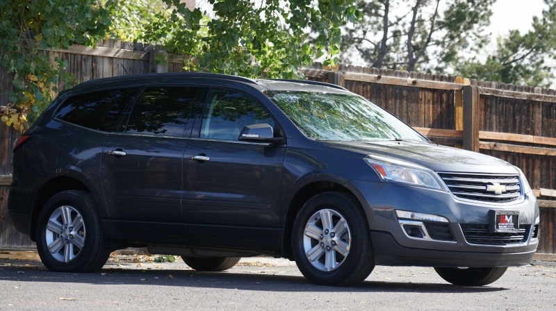 Chevrolet Traverse 2013 price Call For Price