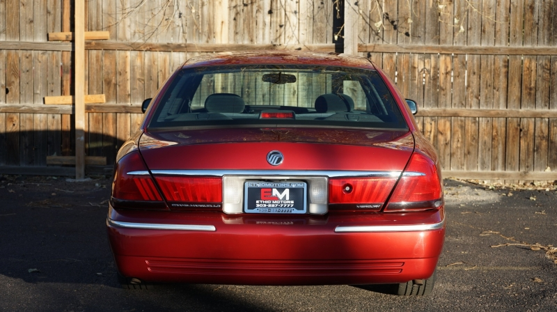 Mercury Grand Marquis 2001 price Call For Price