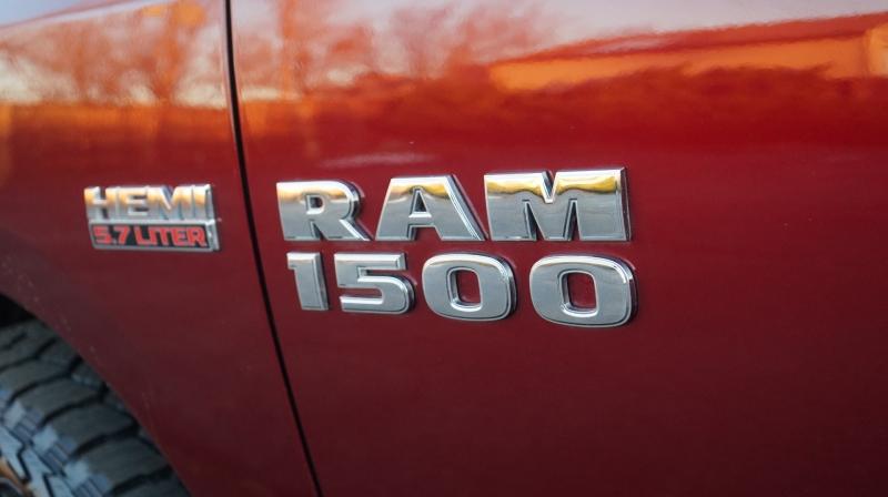 RAM 1500 2017 price 34800 + $499(D&H)