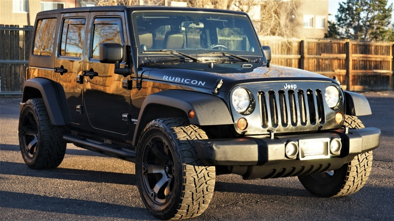 Jeep Wrangler Unlimited 2011 price Call For Price