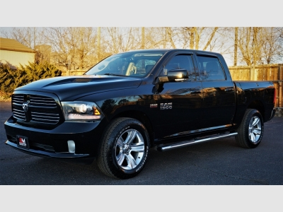 Used Ram 1500 Aurora Co