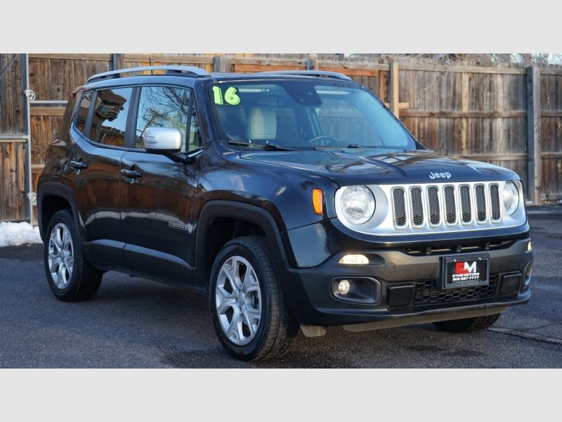 Jeep Renegade 2015 price 16900 + $499(D&H)