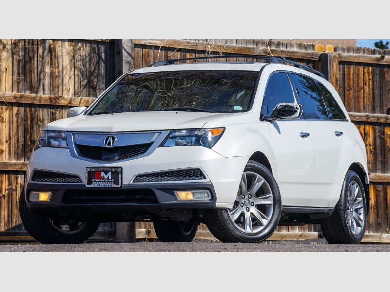 Acura MDX 2011 price Call For Price