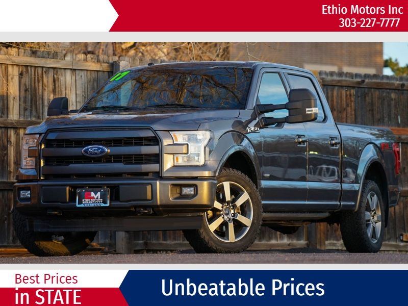 Ford F-150 2017 price 40900 + $499(D&H)