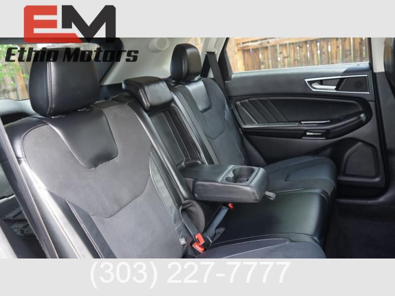 Ford Edge 2015 price 23500 + $499(D&H)