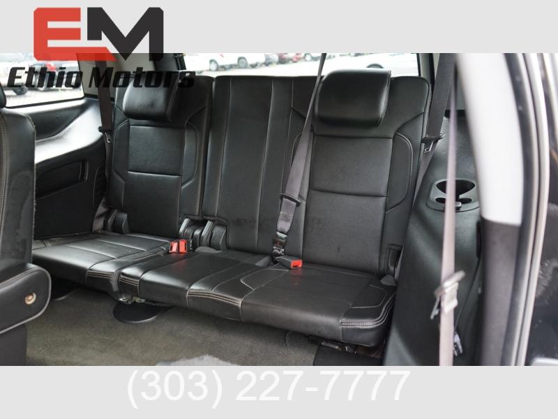 GMC Yukon 2016 price 42500 + $499(D&H)
